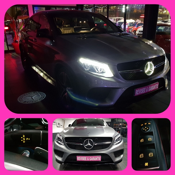 Photo 4 de l'offre de MERCEDES-BENZ GLE COUPE 450 367CH AMG 4MATIC 9G-TRONIC à 59590€ chez L'Automobile - Jérôme BATHIARD