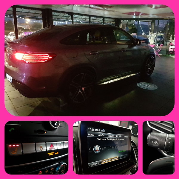 Photo 5 de l'offre de MERCEDES-BENZ GLE COUPE 450 367CH AMG 4MATIC 9G-TRONIC à 59590€ chez L'Automobile - Jérôme BATHIARD